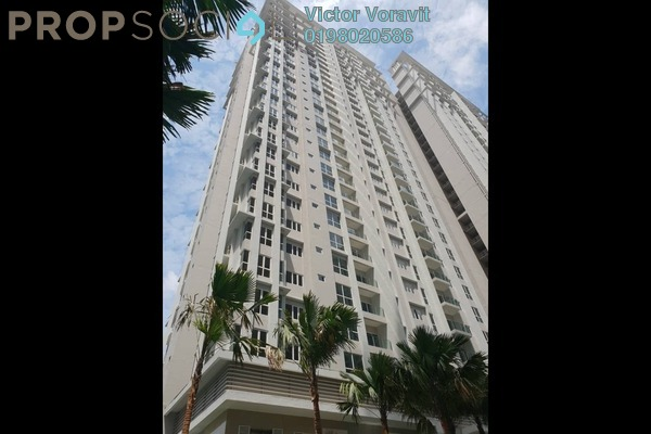For Sale Condominium at Pavilion Hilltop, Mont Kiara Freehold Semi Furnished 3R/4B 2m