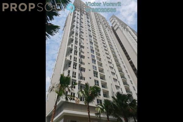 For Rent Condominium at Pavilion Hilltop, Mont Kiara Freehold Semi Furnished 3R/4B 7k