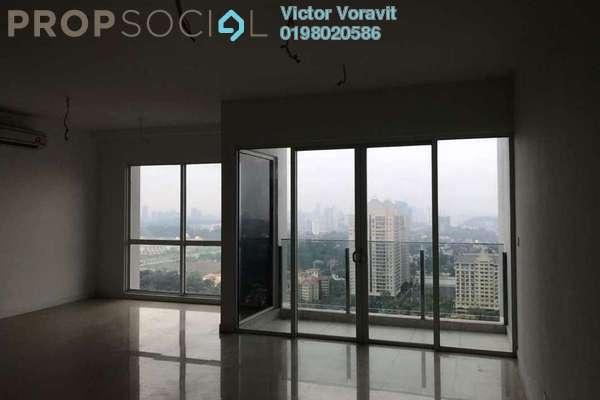 For Rent Condominium at Pavilion Hilltop, Mont Kiara Freehold Semi Furnished 3R/4B 6k