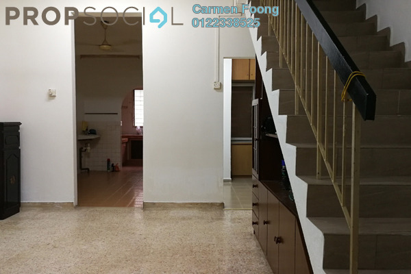For Sale Condominium at Taman Seri Cheras, Cheras South Freehold Semi Furnished 2R/2B 360k