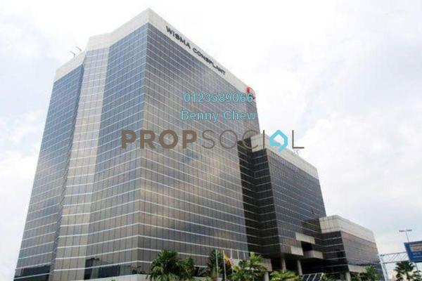 For Rent Office at Wisma Consplant, Subang Jaya Freehold Semi Furnished 0R/0B 18k