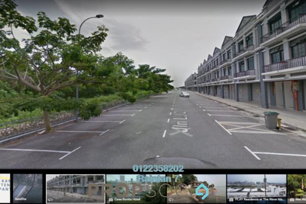 For Rent Shop at Kota Laksamana, Bandar Melaka Freehold Unfurnished 0R/2B 3k