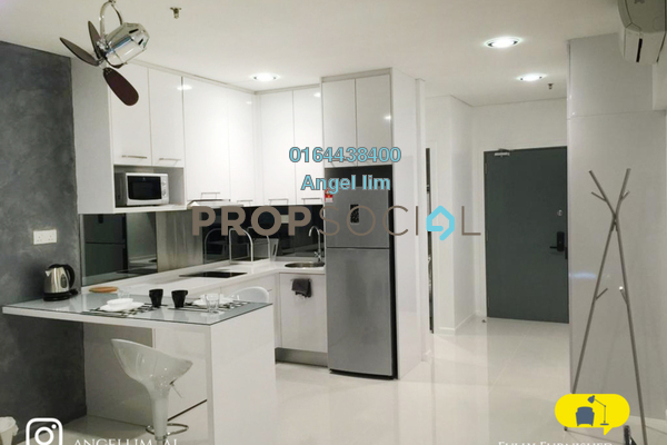 For Sale Condominium at Summer Suites, KLCC Freehold Fully Furnished 1R/1B 498k