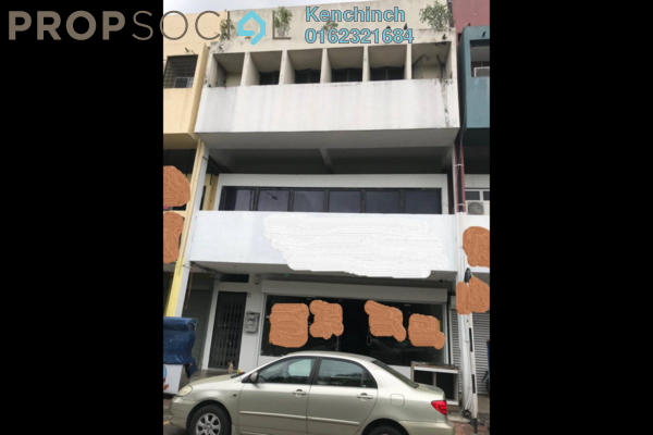 For Rent Shop at The Residence, TTDI Freehold Unfurnished 0R/1B 7.8k