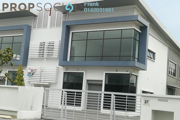 For Sale Factory at Gateway 16, Bandar Bukit Raja Freehold Unfurnished 0R/0B 2.55m