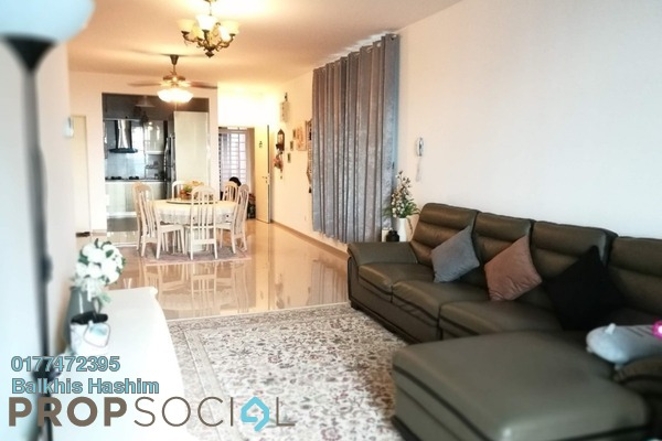 For Rent Serviced Residence at Vista Alam, Shah Alam Freehold Semi Furnished 3R/2B 2.1k