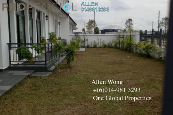 For Sale Link at Eco Botanic, Skudai Freehold Semi Furnished 4R/4B 1.59m