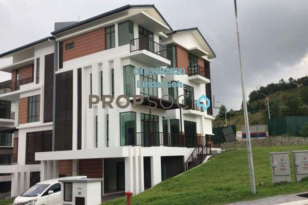 For Rent Semi-Detached at Cassia @ Garden Residence, Cyberjaya Freehold Semi Furnished 6R/7B 3.6k