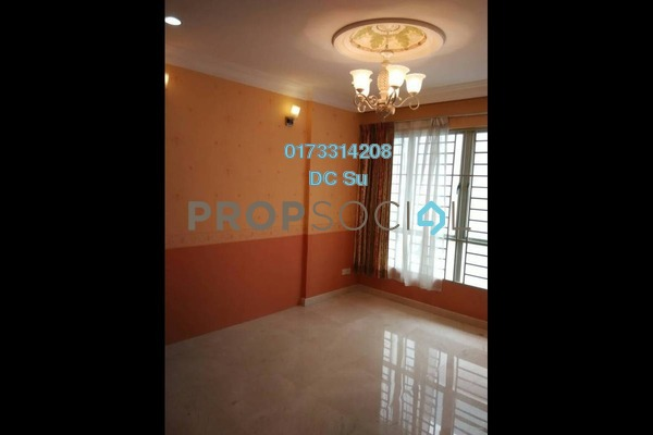 For Sale Condominium at e-Tiara, Subang Jaya Freehold Semi Furnished 3R/2B 608k