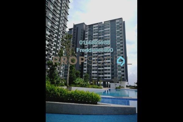 For Sale Serviced Residence at Kiara Plaza, Semenyih Freehold Semi Furnished 1R/1B 295k