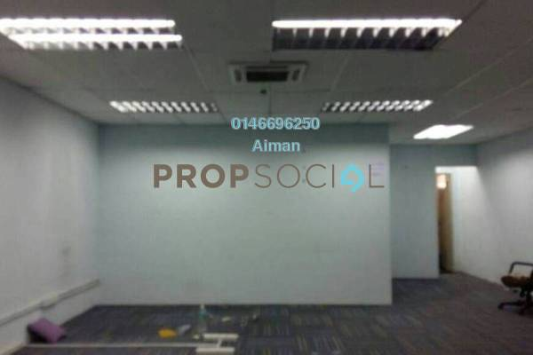 For Rent Office at Klang Sentral Commercial Centre, Meru Freehold Unfurnished 2R/1B 1k