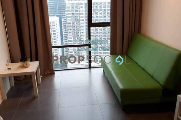 For Sale Serviced Residence at Empire Damansara, Damansara Perdana Freehold Fully Furnished 0R/1B 250k