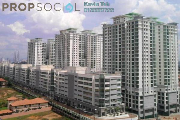 For Rent Condominium at Solaris Dutamas, Dutamas Freehold Fully Furnished 1R/1B 1.9k