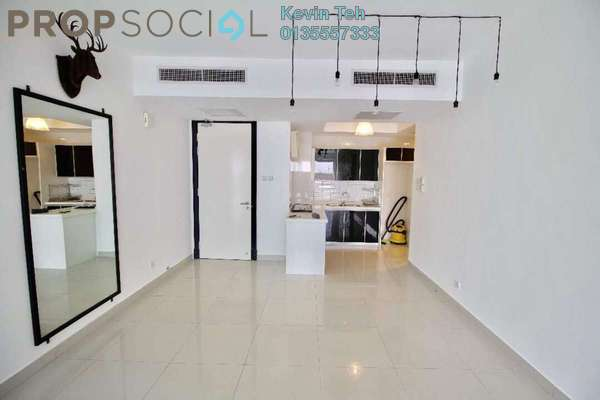 For Sale Condominium at Solaris Dutamas, Dutamas Freehold Semi Furnished 2R/2B 900k