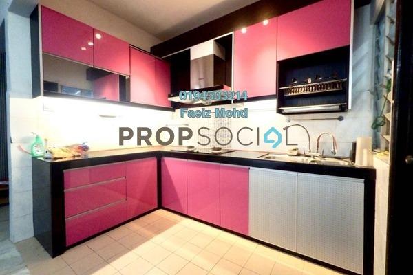 For Sale Apartment at Residensi Warnasari, Puncak Alam Freehold Unfurnished 3R/2B 210k