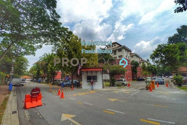 For Sale Apartment at Desa Mutiara Apartment, Mutiara Damansara Freehold Unfurnished 3R/2B 225k