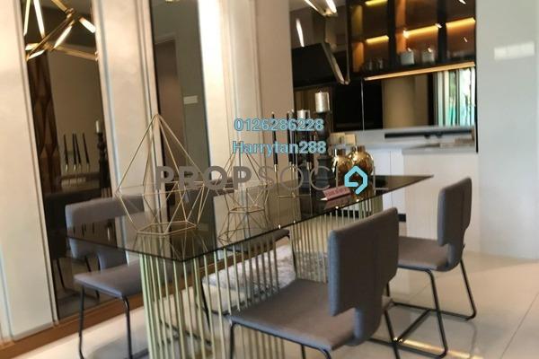 For Sale Condominium at The ERA, Segambut Freehold Semi Furnished 2R/2B 397k