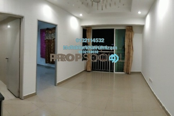 For Sale Condominium at Menara U2, Shah Alam Leasehold Unfurnished 2R/1B 300k