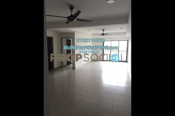 For Sale Serviced Residence at Residensi Alami, Shah Alam Freehold Unfurnished 3R/2B 470k