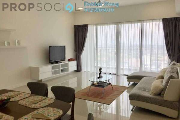 For Rent Condominium at Residensi 22, Mont Kiara Freehold Fully Furnished 3R/3B 7.5k