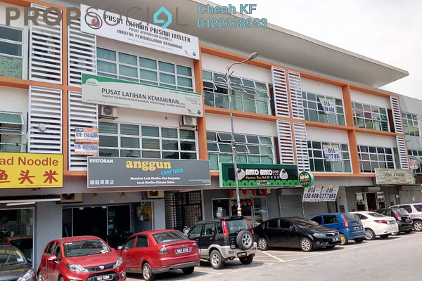 For Sale Office at Glomac Cyberjaya, Cyberjaya Freehold Unfurnished 0R/0B 1.7m