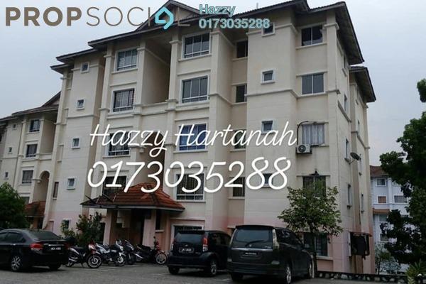 For Sale Apartment at Bandar Puncak Alam, Kuala Selangor Leasehold Fully Furnished 3R/2B 180k