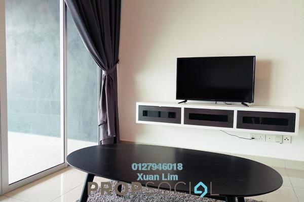 For Rent Condominium at Kiara Residence 2, Bukit Jalil Freehold Fully Furnished 3R/3B 2.4k