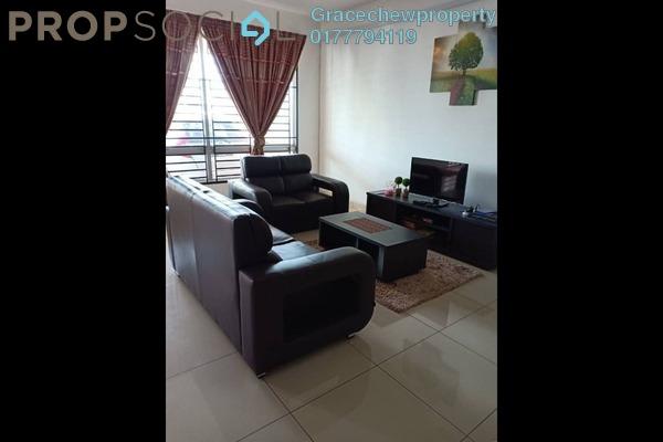For Rent Terrace at Desaru Utama, Kota Tinggi Freehold Fully Furnished 4R/4B 3.7k