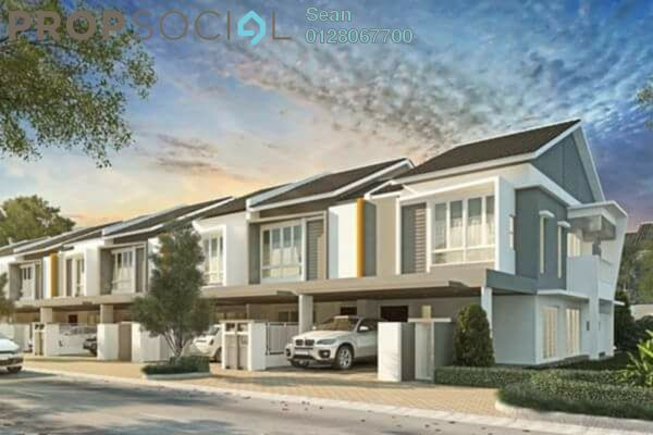 For Sale Terrace at Alam Desa, Putrajaya Freehold Unfurnished 4R/4B 460k