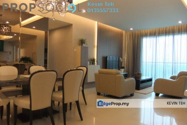 For Rent Condominium at Solaris Dutamas, Dutamas Freehold Fully Furnished 2R/2B 4.8k