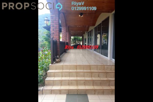 For Rent Bungalow at Taman Sri Ukay, Ukay Freehold Semi Furnished 6R/5B 12k