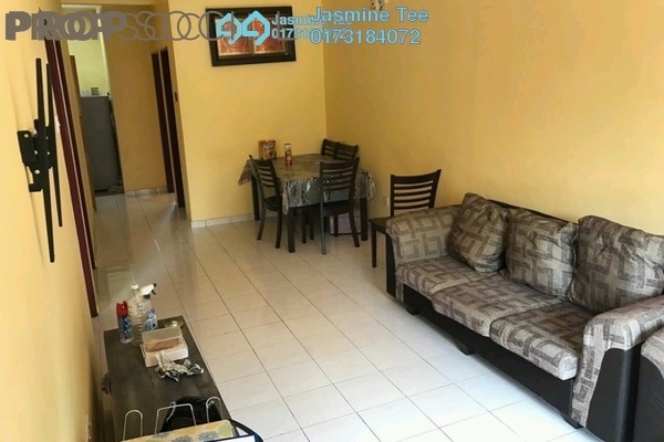 For Rent Apartment at Bukit Pandan 1, Pandan Perdana Freehold Fully Furnished 3R/2B 1.35k