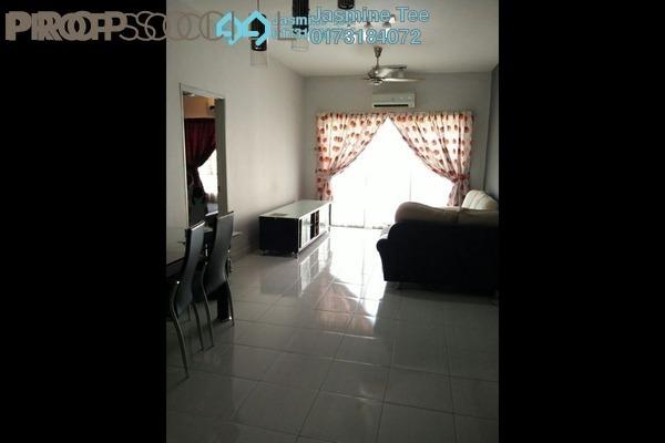 For Sale Condominium at Ampang Prima, Ampang Leasehold Semi Furnished 3R/2B 420k