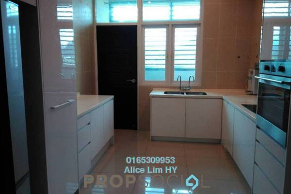 For Sale Condominium at Fettes Residences, Tanjung Tokong Freehold Fully Furnished 3R/2B 1.39m