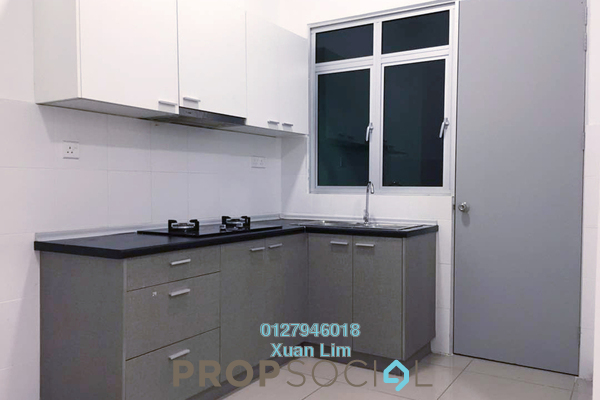 For Sale Condominium at Kiara Residence 2, Bukit Jalil Freehold Semi Furnished 3R/2B 630k