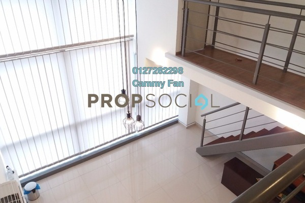 For Rent SoHo/Studio at Pinnacle, Petaling Jaya Freehold Semi Furnished 0R/2B 2.2k