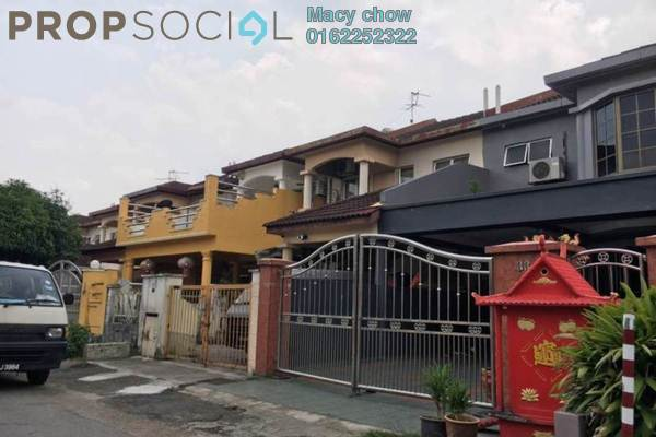 For Rent Terrace at Taman Cheras Mewah, Cheras South Freehold Semi Furnished 4R/3B 1.8k