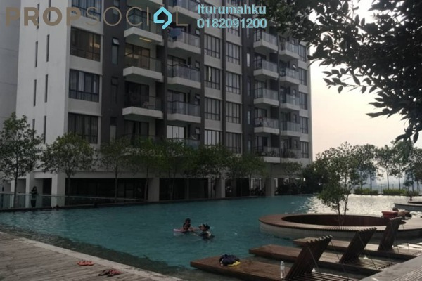 For Rent Condominium at Urban 360, Gombak Freehold Semi Furnished 1R/1B 1.15k