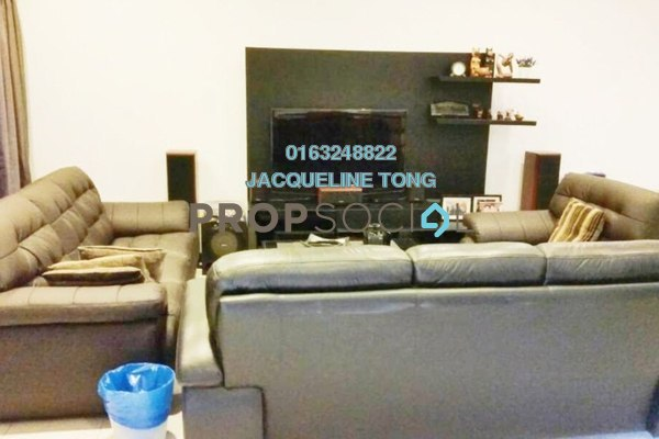 For Sale Terrace at Section U8, Bukit Jelutong Freehold Semi Furnished 4R/4B 899k