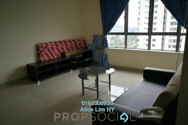 For Sale Condominium at All Seasons Park, Farlim Freehold Fully Furnished 3R/2B 620k
