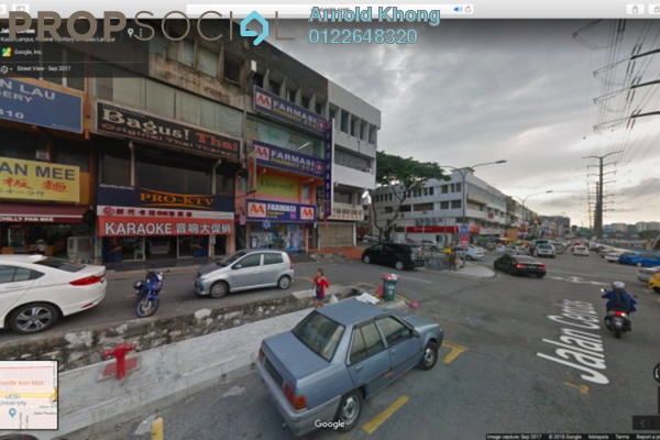 For Sale Shop at Taman Connaught, Cheras Freehold Unfurnished 0R/0B 2.97m