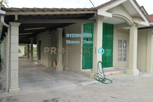 For Sale Bungalow at Pantai Sepang Putra, Sepang Freehold Semi Furnished 3R/2B 580k