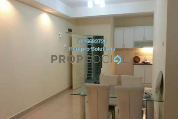 For Rent Condominium at Putra Suria Residence, Bandar Sri Permaisuri Freehold Fully Furnished 3R/2B 1.9k