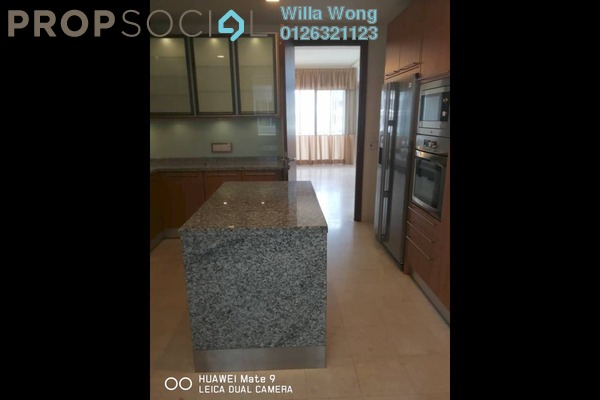 For Sale Condominium at Dua Residency, KLCC Freehold Semi Furnished 5R/5B 3.91m