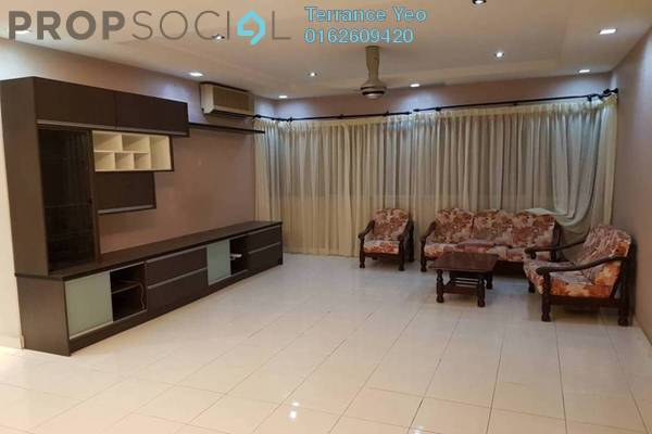 For Sale Condominium at Koi Kinrara, Bandar Puchong Jaya Freehold Semi Furnished 3R/3B 558k