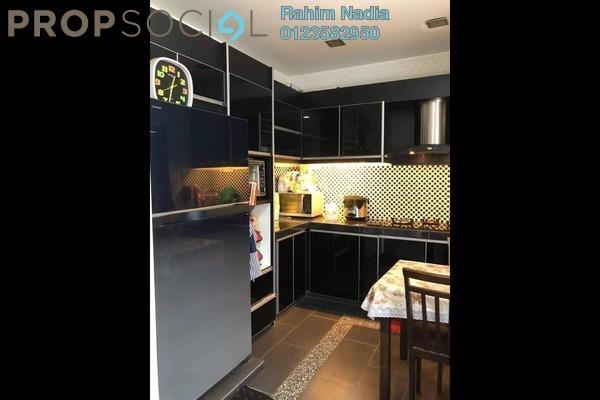 For Sale Terrace at Taman Jelok Impian, Kajang Freehold Semi Furnished 4R/3B 750k