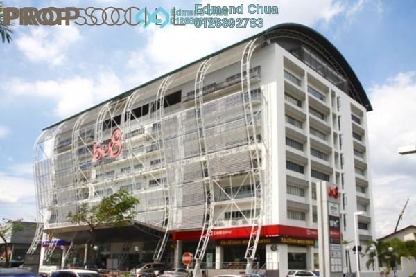 For Rent Office at Wisma BU8, Bandar Utama Freehold Semi Furnished 0R/0B 3.5k