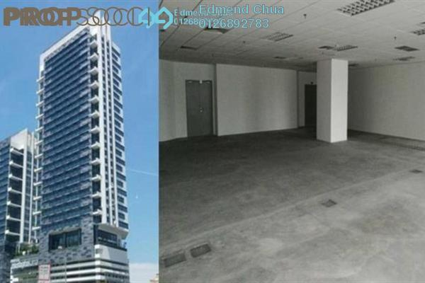 For Rent Office at Mercu Mustapha Kamal, Damansara Perdana Freehold Semi Furnished 0R/0B 27k