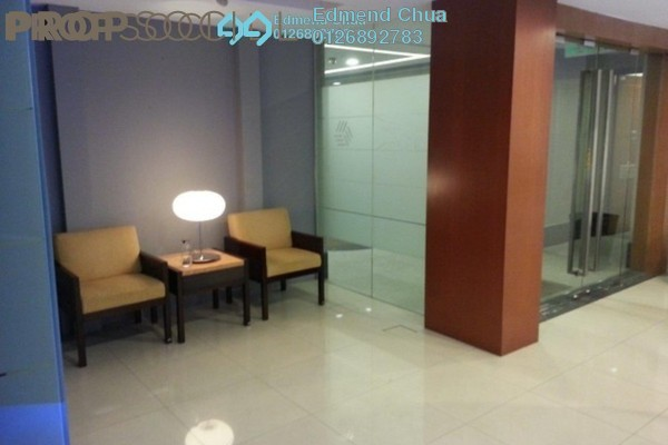 For Rent Office at Wisma Goldhill, Bukit Ceylon Freehold Semi Furnished 0R/0B 29.3k