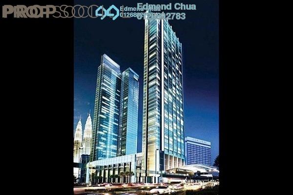 For Rent Office at Menara Bangkok Bank, KLCC Freehold Unfurnished 0R/1B 5k